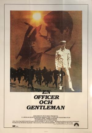 EN OFFICER OCH GENTLEMAN (1982)