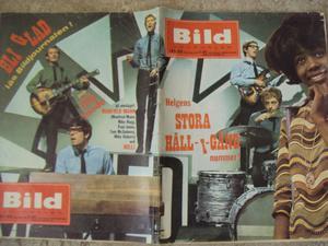 BILDJOURNALEN no 51-52 1965 Manfred Mann + Millie fullcover
