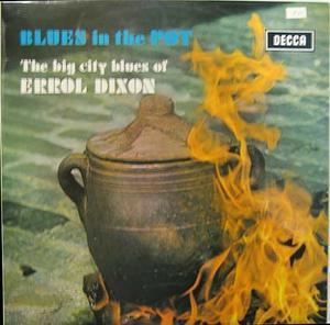DIXON, ERROL - Blues in the pot UK-orig LP 1968