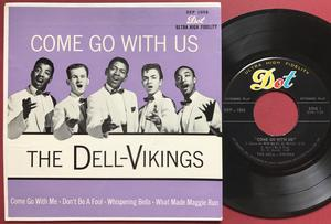 DELL-VIKINGS - Come go with us US EP 1957
