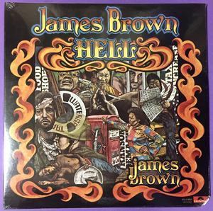 JAMES BROWN - Hell US-orig 2LP 1974 OÖPPNAD!