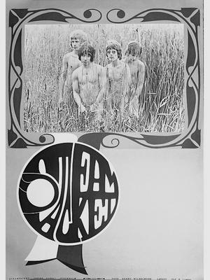 STEAMPACKET (1968) - Swe psych garage tour poster
