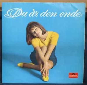 LINDFORS, LILL Du är den ende 1967 LP