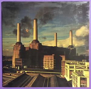 PINK FLOYD - Animals Swe-orig LP 1977 OÖPPNAD!
