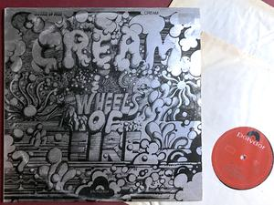 CREAM - Wheels of fire UK-orig MONO 2LP 1968