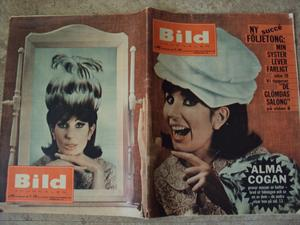 BILDJOURNALEN no 40 1964 Alma Cogan