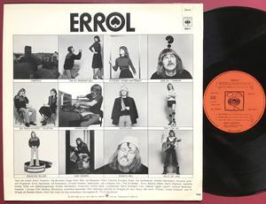 "ERROL NORSTEDT - ""Errol"" (aka EDDIE MEDUZA) Swe-orig LP 1974"