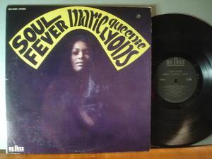 MARIE QUEENIE LYONS - Soul fever US orig 1970 LP