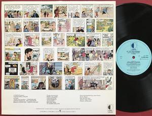 TINTIN - Castafiores juveler Holl-orig LP 1979