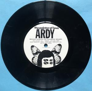 ARDY STRUWER - The painter of love Swe 45 1968
