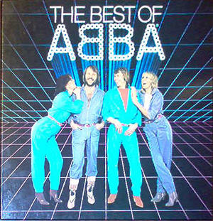 ABBA - Best of UK 5LP Box set