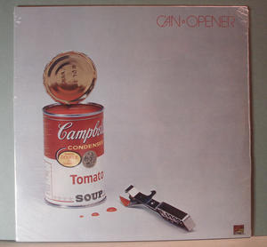 CAN-OPENER LP Reissue NEW / SEALED Compilation