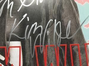 "KIM WILDE - You keep me hangin´ on SIGNERAD 12"" 1986"