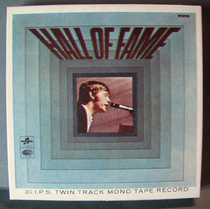GEORGIE FAME - And the blue flames - Hall of Fame RULLBAND  60´s