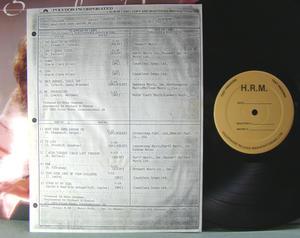 AGNETHA FÄLTSKOG - Wrap your arms around me  Swe LP TESTPRESS! 1983