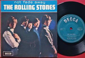 ROLLING STONES - Not fade away +3 Australien EP 1964