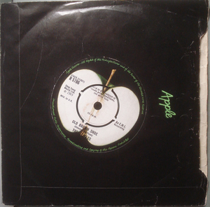 "BEATLES - The ballad of John and Yoko 7"" UK 1969"