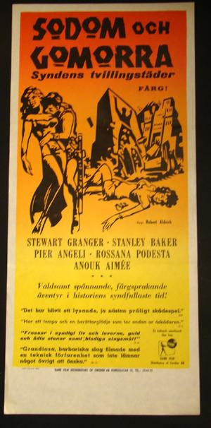 Sodom och Gomorra (Stewart Granger)