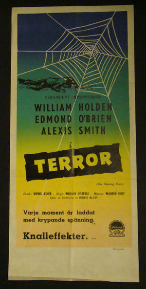 TERROR (WILLIAM HOLDEN)