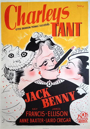 CHARLEY´S AUNT (1941)