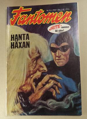 FANTOMEN - Nr 12 1966