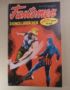 FANTOMEN - Nr 15 1966