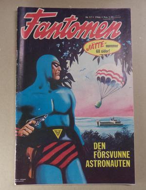FANTOMEN - Nr 17 1966