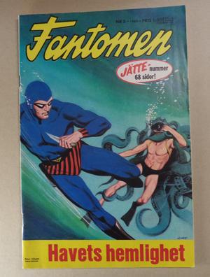 FANTOMEN - Nr 5 1969