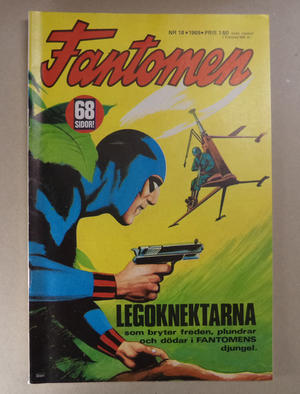 FANTOMEN - Nr 18 1969