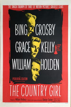 The COUNTRY GIRL (1954)