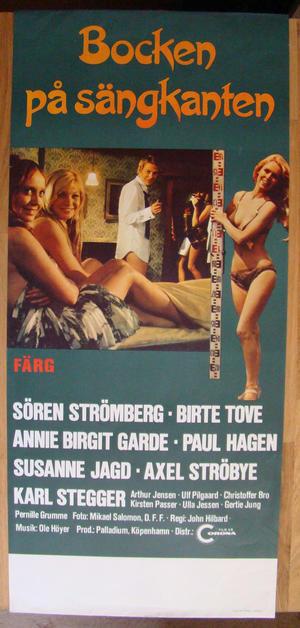 Bocken på sängkanten (1970's)