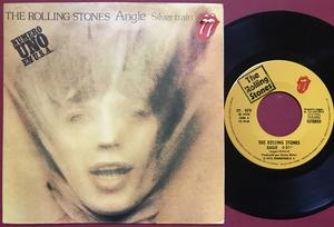 ROLLING STONES - Angie Spansk PS 1973
