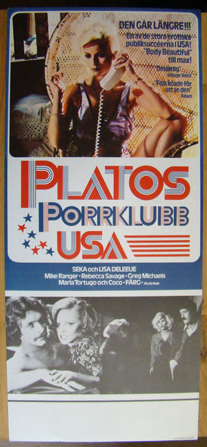 PLATOS Porrklubb USA (1980)