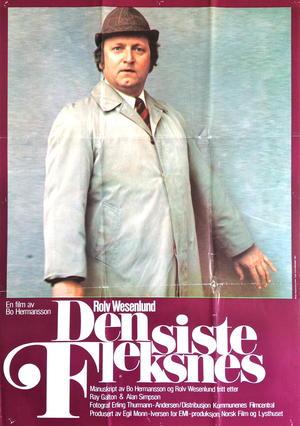 DEN SISTE FLEKSNES (1974)