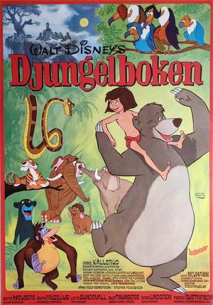 DJUNGELBOKEN (1968)