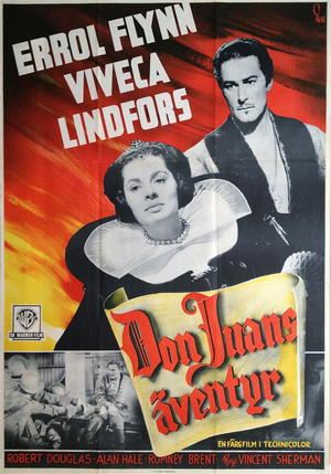 ADVENTURES OF DON JUAN (1949)