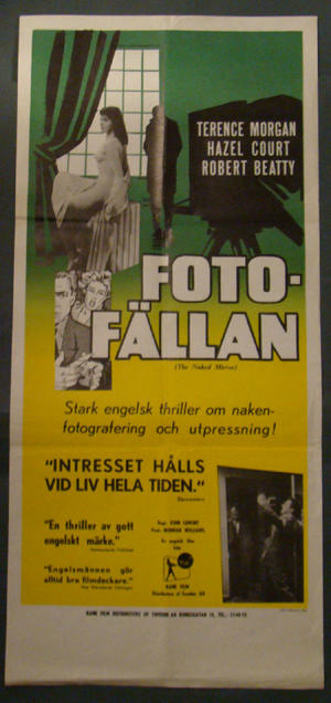 FOTOFÄLLAN (TERENCE MORGAN,HAZEL COURT,ROBERT BEATTY)
