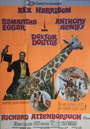 DOKTOR DOOLITTLE (1967)