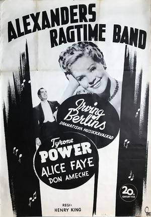 ALEXANDERS RAGTIME BAND (1938)