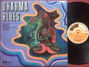 "DHARMA BLUES BAND - ""same"" UK-orig LP 1969"