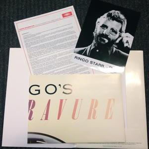 Ringo's ROTOGRAVURE - press kit 1976