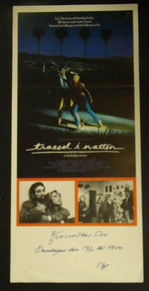 TRASSEL I NATTEN (1985)