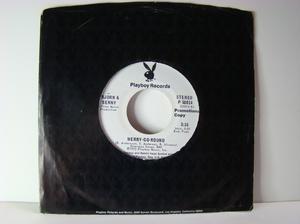 """BJÖRN & BENNY (ABBA) with """"Svenska Flicka"""" US PROMO 1972"""