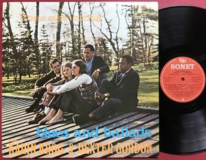 KARIN KROGH & DEXTER GORDON - Some other spring - Blues and ballads Norsk-orig LP 1970