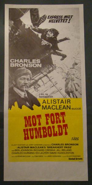 MOT FORT HUMBOLT (CHARLES BRONSON)