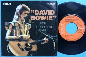 DAVID BOWIE - Time Fra PS 1973