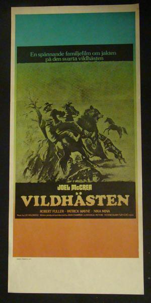 VILDHÄSTEN (JOEL MCCREA, ROBERT FULLER)
