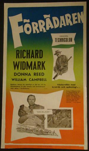 FÖRRÄDAREN (1956)