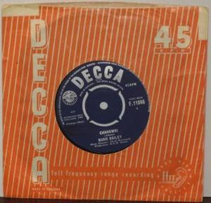 """BAILEY, BURR - Chahawki 1964 7"""" CS JOE MEEK"""