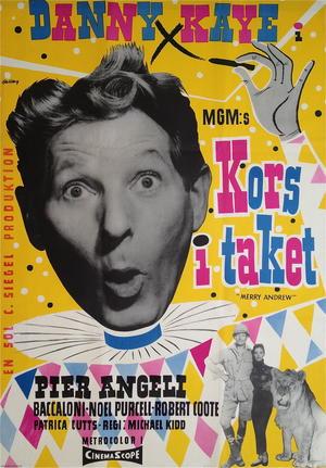 KORS I TAKET (1958)
